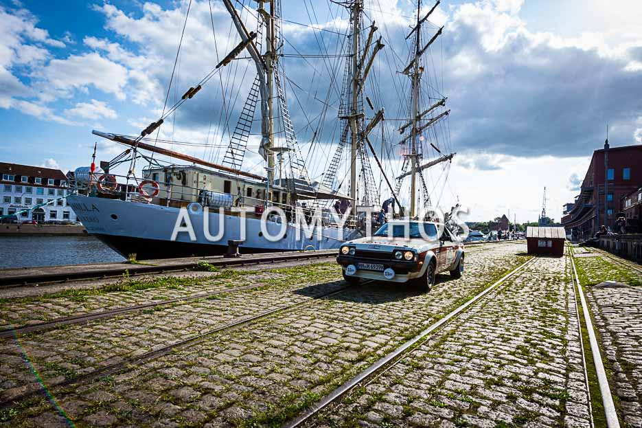 Automythos | 10. Hamburg Berlin Klassik 2017 | 150 | Axel Ernst & Johannes Bitter-Suermann | Toyota Celica GT