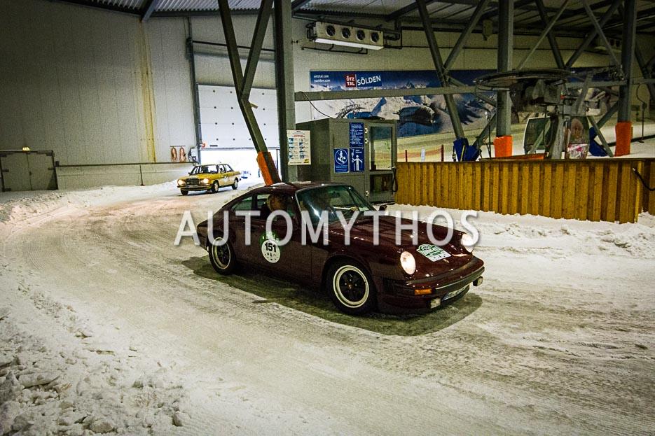 Automythos | 10. Hamburg Berlin Klassik 2017 | 151 | Dierk Berlinghoff & Claudia Berlinghoff | Porsche 911 SC