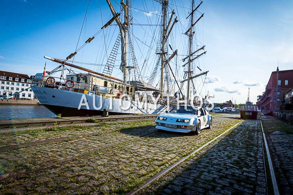 Automythos | 10. Hamburg Berlin Klassik 2017 | 159 | Thomas May-Englert & Thomas Flehmer | Alpine A310 S