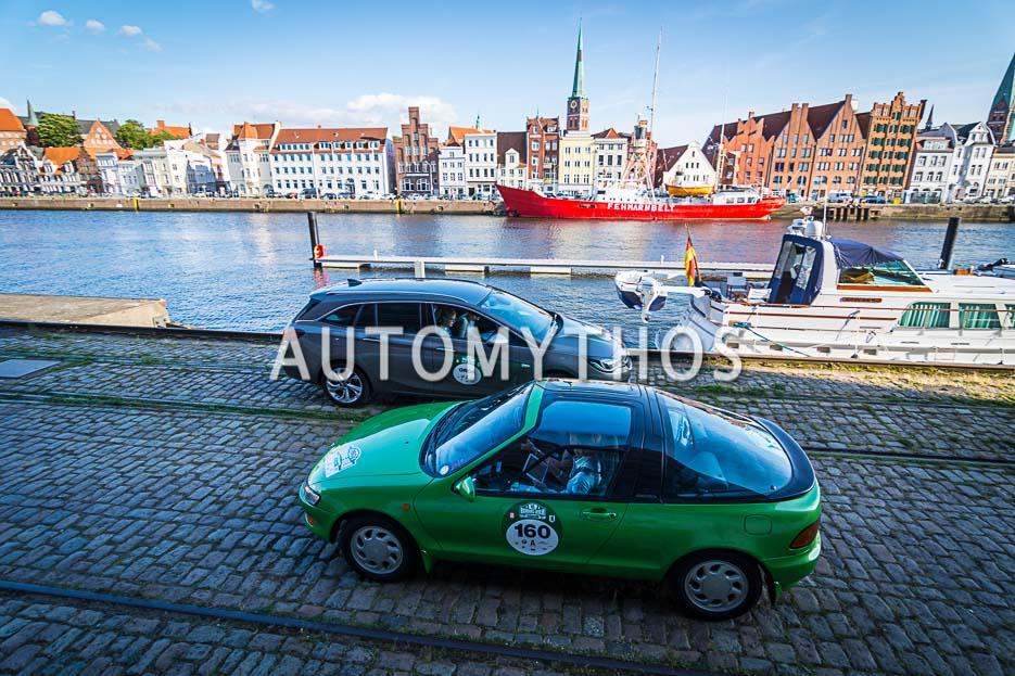 Automythos | 10. Hamburg Berlin Klassik 2017 | 160 | Isolde Holderied & Robin Hornig | Toyota Sera