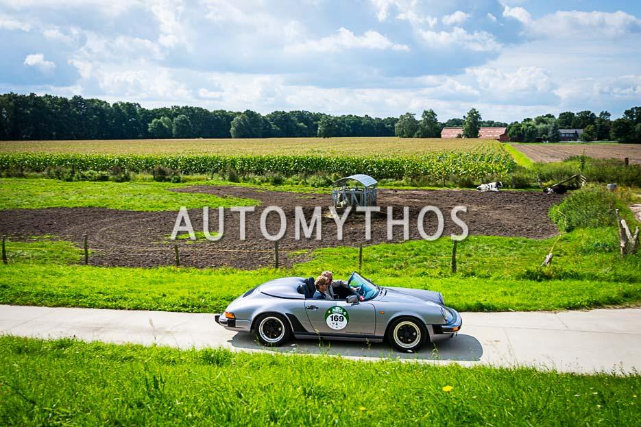Automythos | 10. Hamburg Berlin Klassik 2017 | 169 | Dirk Bartling & Sven Ingwersen | Porsche 911 Carrera 3.2 Speedster
