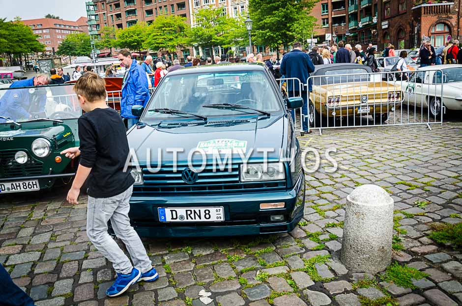 Automythos | 10. Hamburg Berlin Klassik 2017 | 170 | Ralf Neu & NN NN | Volkswagen Rallye Golf G60