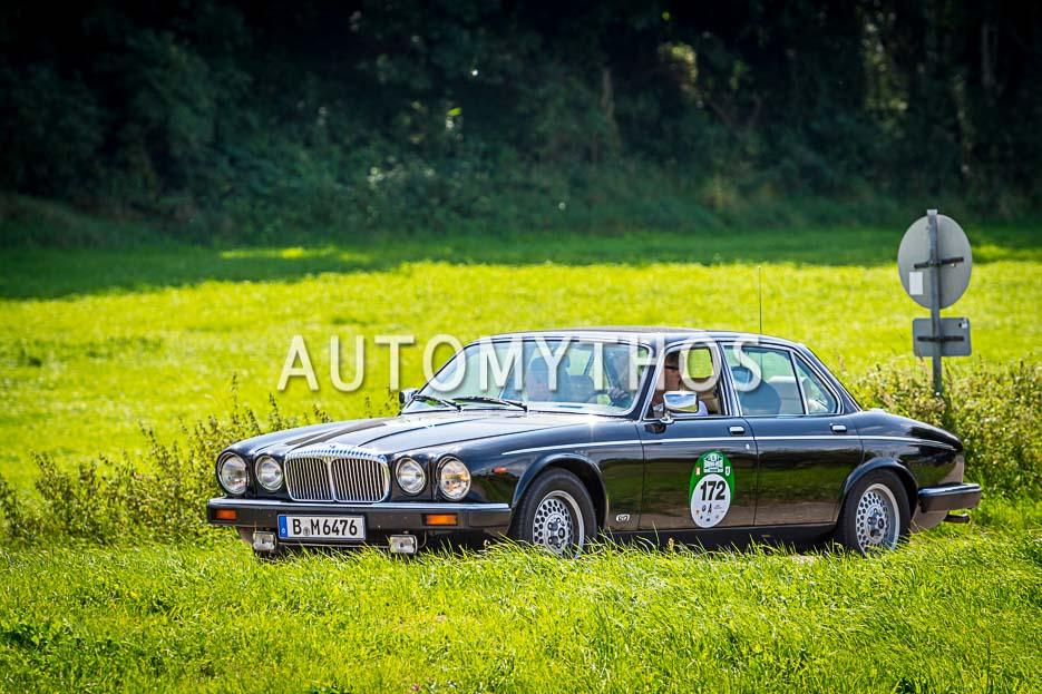 Automythos | 10. Hamburg Berlin Klassik 2017 | 172 | Christoph Hohmann & Martina Hohmann | Daimler Double-Six
