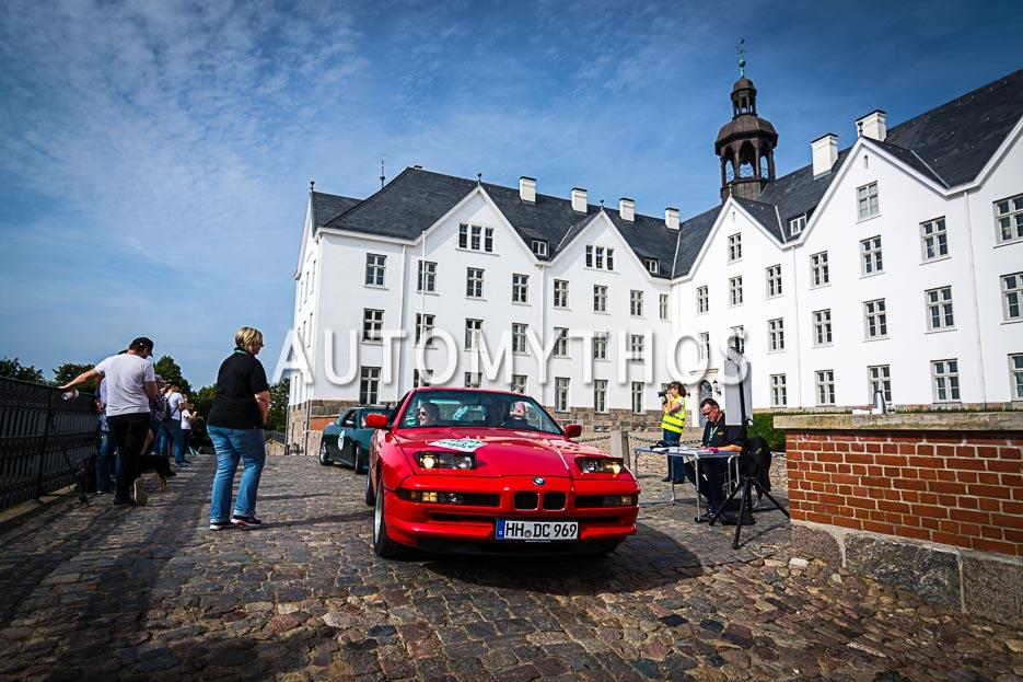 Automythos | 10. Hamburg Berlin Klassik 2017 | 173 | Christian Reiß & Sven Lorenzen | BMW 850 Ci