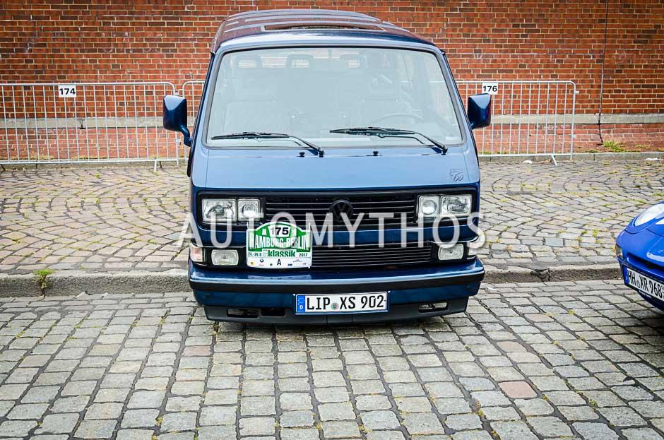 Automythos | 10. Hamburg Berlin Klassik 2017 | 175 | Christian Kopytto & Fiona Kopytto | Volkswagen T3