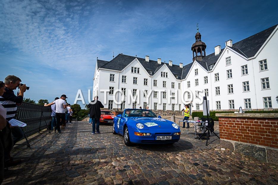 Automythos | 10. Hamburg Berlin Klassik 2017 | 176 | Julia Rath & Stefan Rath | Porsche 968 Cabriolet
