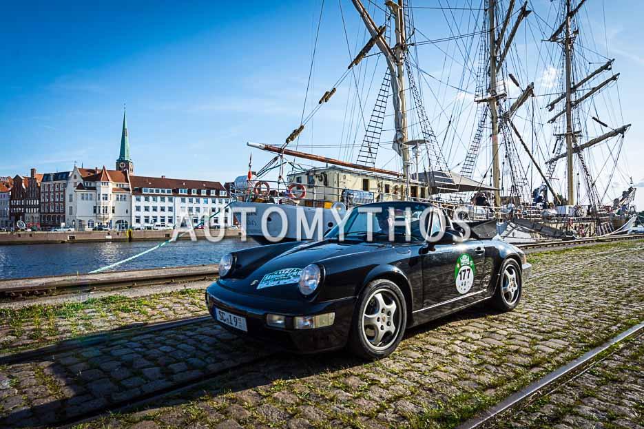 Automythos | 10. Hamburg Berlin Klassik 2017 | 177 | Felix Müller & Andreas Wiese | Porsche 911 Carrera 2