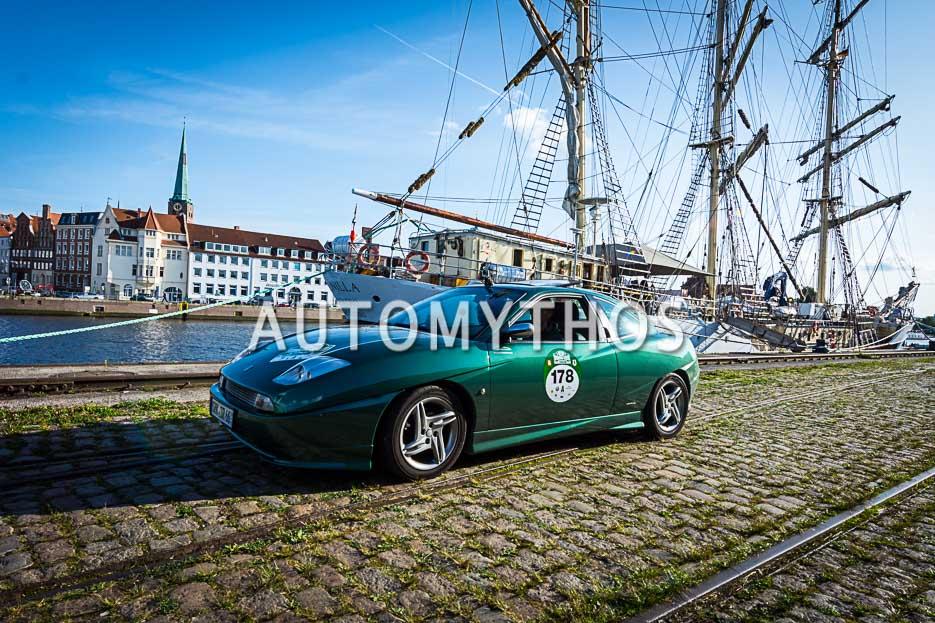 Automythos | 10. Hamburg Berlin Klassik 2017 | 178 | Steffen Roeder & Richard Roeder | Fiat Coupé