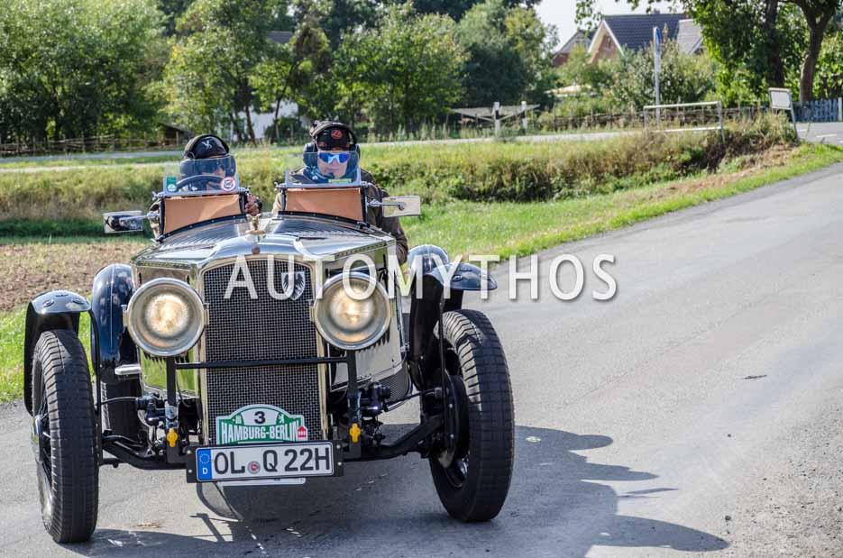 Automythos | 11. Hamburg Berlin Klassik 2018 | 3 | Christian Schoch & Meike Haferkamp | Vauxhall Dragon Special