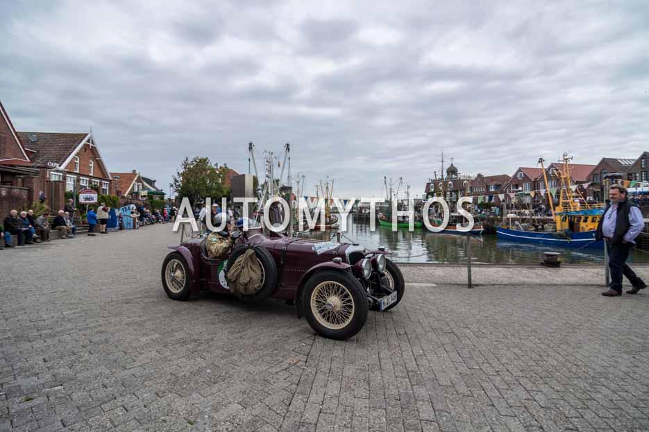 Automythos | 11. Hamburg Berlin Klassik 2018 | 4 | Helmut Nigst & Jürgen Meggle | Riley TT Sprite Special