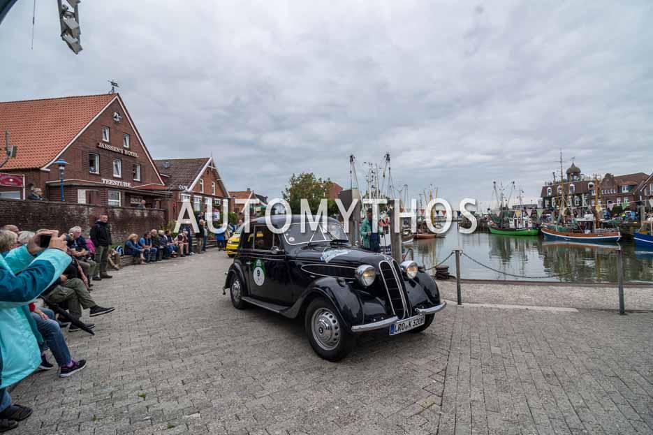 Automythos   11. Hamburg Berlin Klassik 2018   9   Sven Kristkeitz & Frank Rackow   BMW 320
