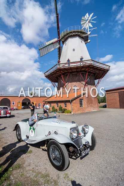 Automythos | 11. Hamburg Berlin Klassik 2018 | 11 | Reiner Löslein & Marcel Botterweck | Aston Martin 15/98 Short Chassis Abbey Coachwork