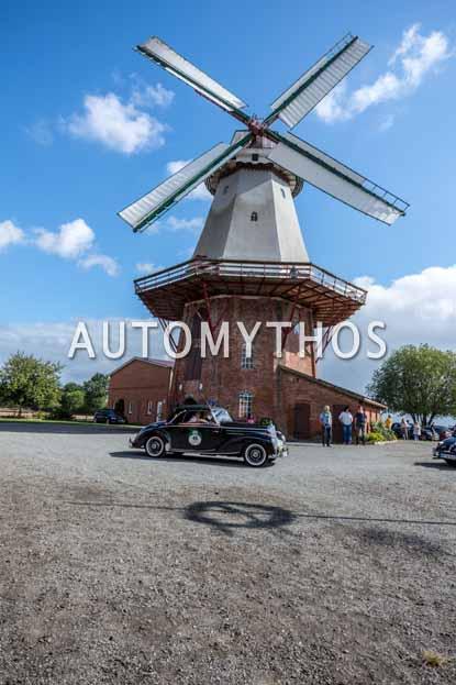 Automythos | 11. Hamburg Berlin Klassik 2018 | 15 | Christian Düllberg & Manfred Düllberg | Mercedes-Benz 220 Cabriolet