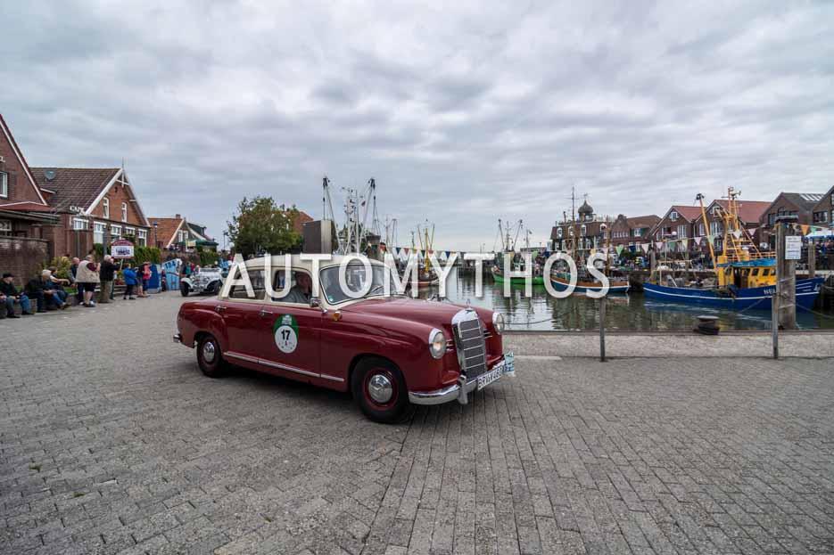 Automythos | 11. Hamburg Berlin Klassik 2018 | 17 | Michael Hannig & Kristof Hannig | Mercedes-Benz 180
