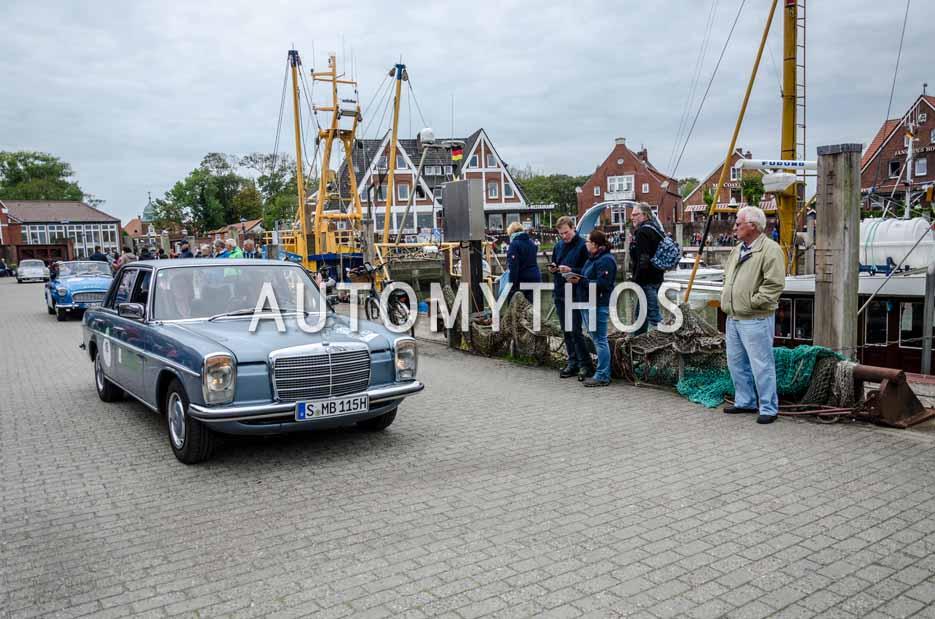 Automythos | 11. Hamburg Berlin Klassik 2018 | 18 | Frank B. Meyer | Mercedes-Benz 230.4