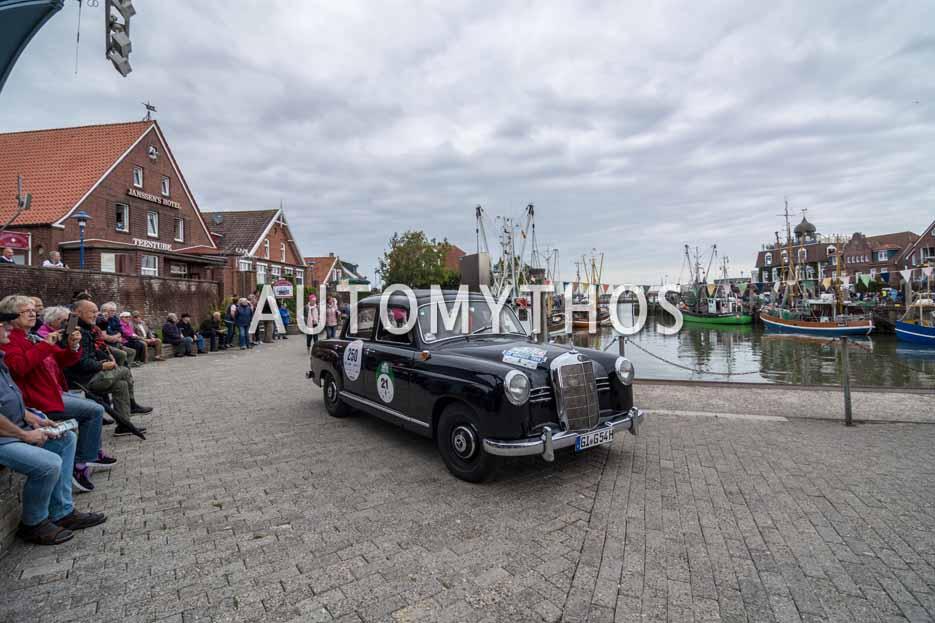 Automythos | 11. Hamburg Berlin Klassik 2018 | 21 | Reinhard Schade & Tina Gorschlüter | Mercedes-Benz 180