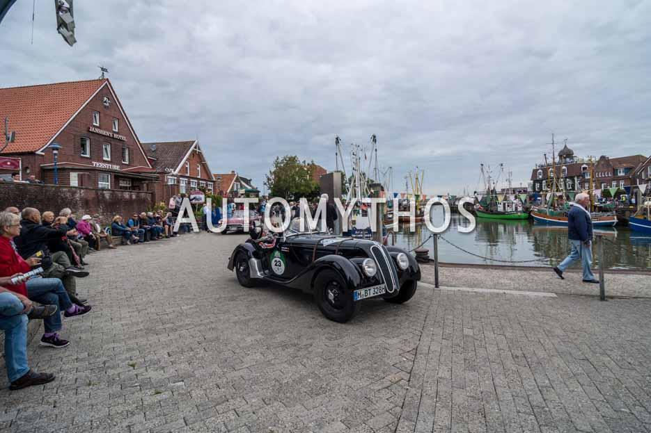 Automythos | 11. Hamburg Berlin Klassik 2018 | 23 | Ulrich Knieps & Katarina Witt | BMW 328