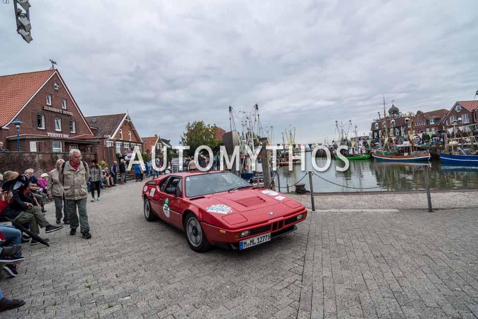 Automythos | 11. Hamburg Berlin Klassik 2018 | 24 | Manfred Grunert & Norbert Pokorny | BMW M1