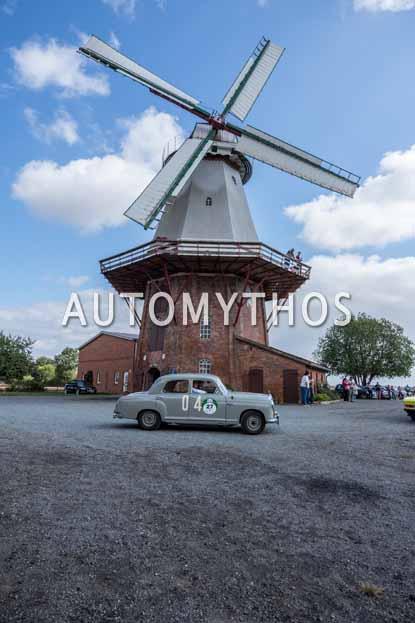 Automythos | 11. Hamburg Berlin Klassik 2018 | 27 | Christian Plagemann & Alexander Plagemann | Mercedes-Benz 180 D