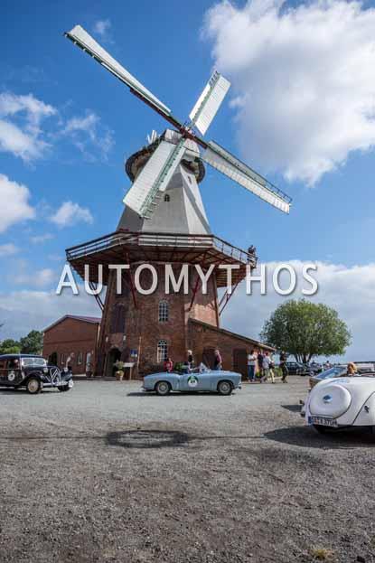 Automythos | 11. Hamburg Berlin Klassik 2018 | 29 | Jann Kleemeyer & Petra Kleemeyer | Fiat 1200 TV Trasformabile