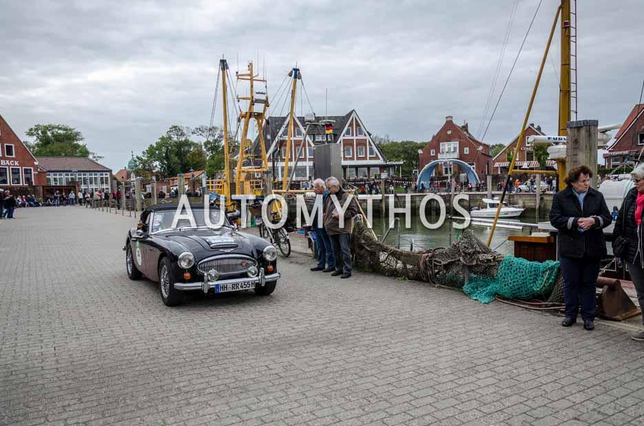 Automythos | 11. Hamburg Berlin Klassik 2018 | 30 | Ralf Krohn & Rahimeh Krohn | Austin Healey MK III BJ 8