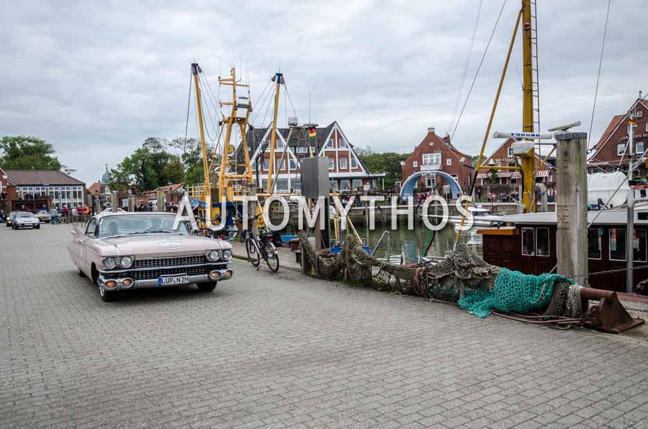 Automythos | 11. Hamburg Berlin Klassik 2018 | 34 | Norbert Wilde & Dr. Ina Wilde | Cadillac Series 62 Coupe de Ville