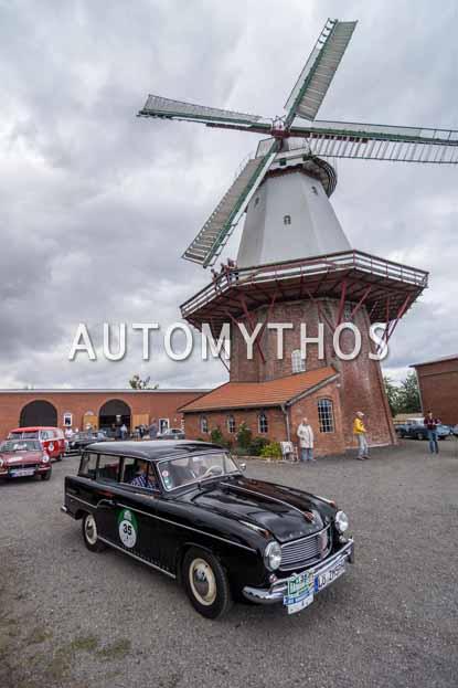 Automythos | 11. Hamburg Berlin Klassik 2018 | 35 | Jürgen Betz & Richard Hesse | Goliath Hansa 1100