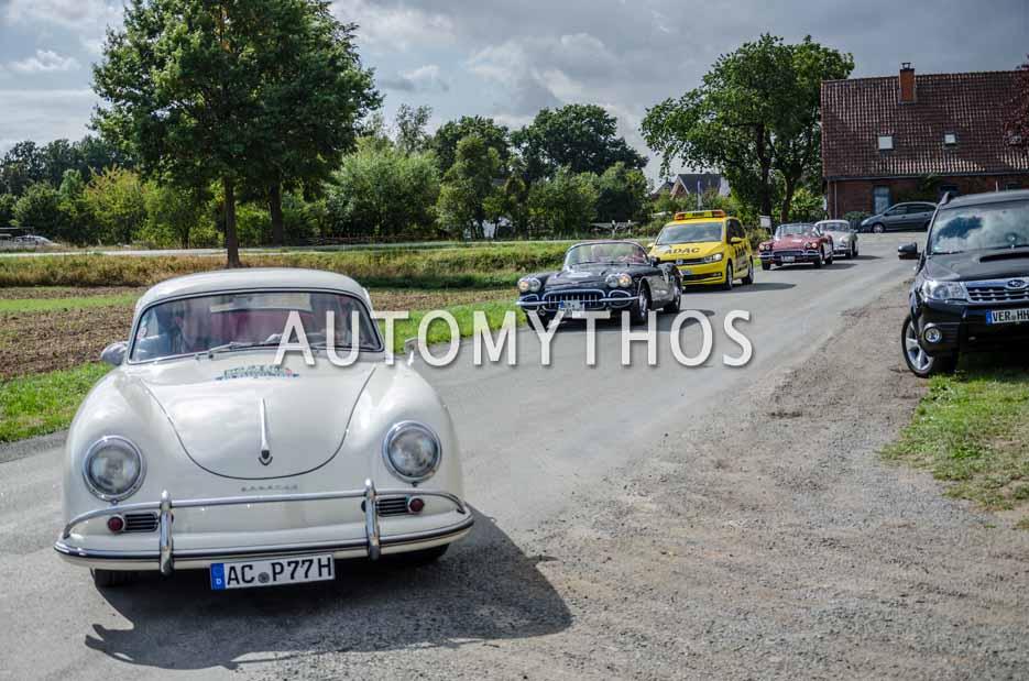 Automythos | 11. Hamburg Berlin Klassik 2018 | 37 | Dr. Michael Effing & Maximilian Effing | Porsche 356 A