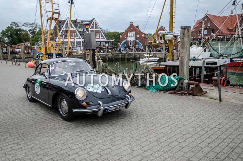 Automythos | 11. Hamburg Berlin Klassik 2018 | 39 | Stefan Henning & Matthias Urbach | Porsche 356 C