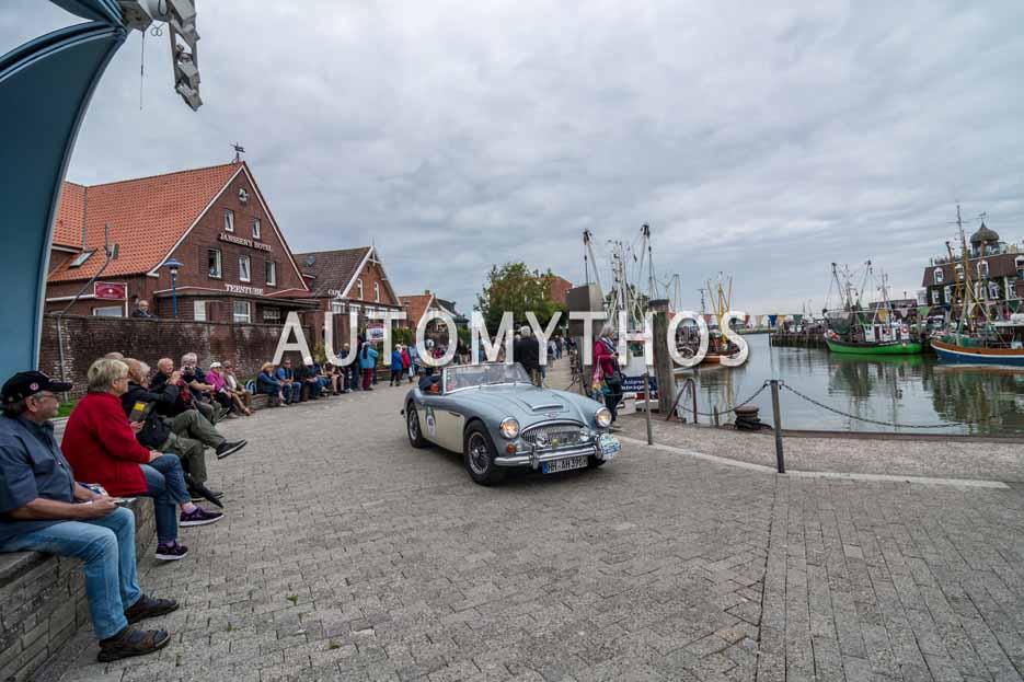 Automythos | 11. Hamburg Berlin Klassik 2018 | 40 | Stefan Wulff & Dr. Jörg Verstl | Austin-Healey 3000 Mk III