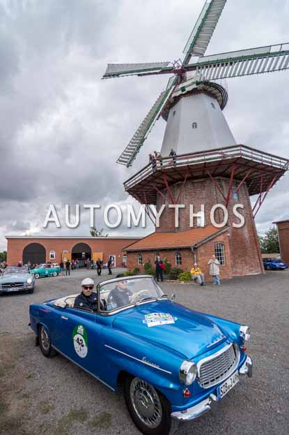 Automythos | 11. Hamburg Berlin Klassik 2018 | 43 | Christoph Völzke & Lion Böhlke | Skoda Felicia Super