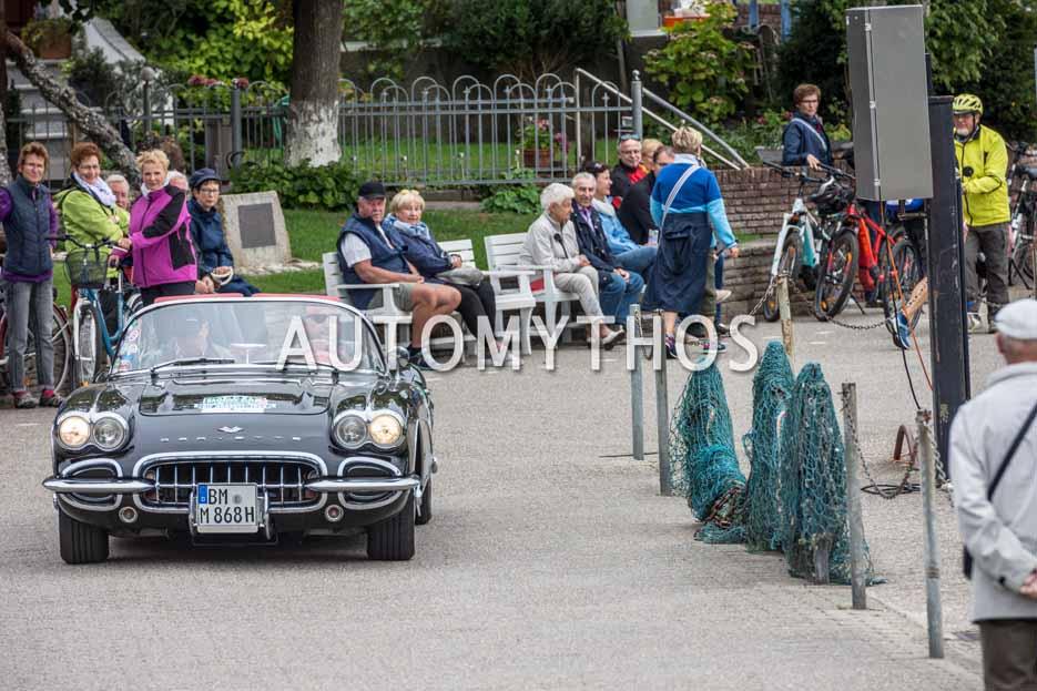 Automythos | 11. Hamburg Berlin Klassik 2018 | 44 | Olaf Meyers & Manfred Wermelskirchen | Chevrolet Corvette