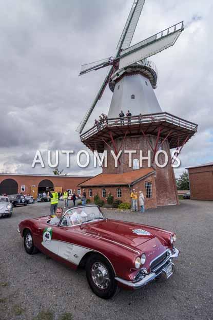 Automythos | 11. Hamburg Berlin Klassik 2018 | 48 | Michael Majewski & Philipp Möller | Chevrolet Corvette