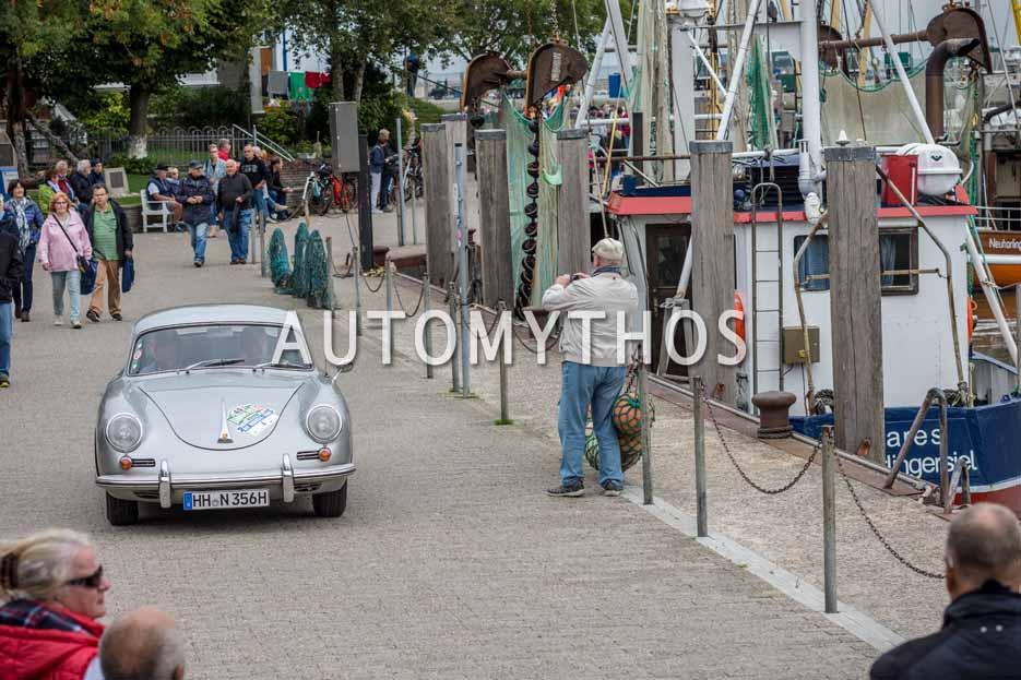 Automythos | 11. Hamburg Berlin Klassik 2018 | 49 | Rainer Penning & Dr. Janot Marleschki | Porsche 356 B Super 90