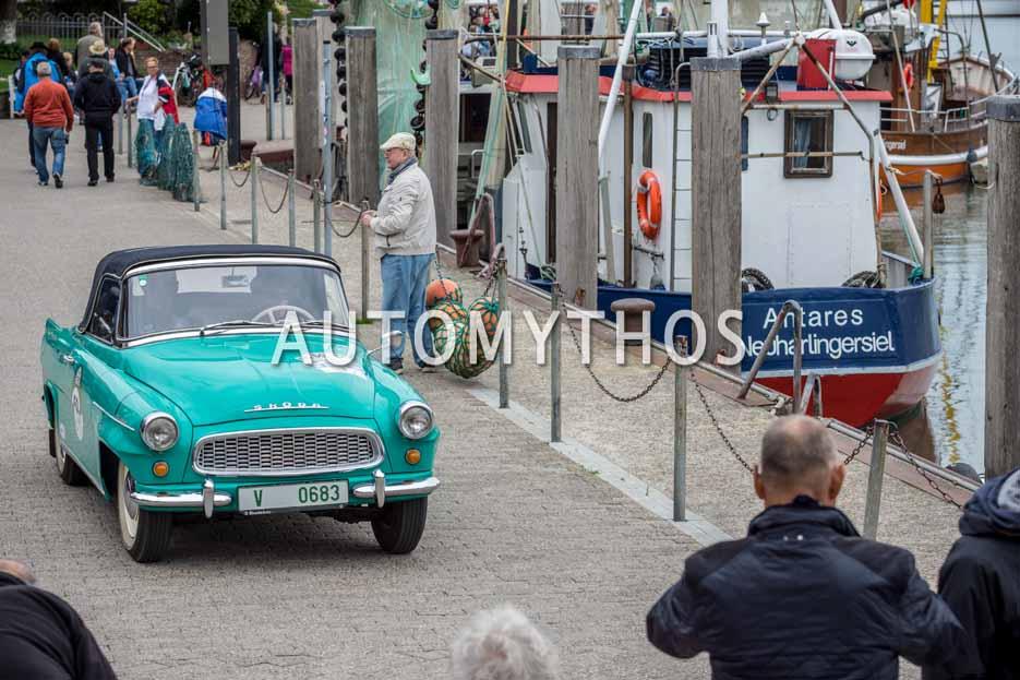 Automythos | 11. Hamburg Berlin Klassik 2018 | 50 | Rodrigo Fernández & Miguel Quintana | Skoda Felicia