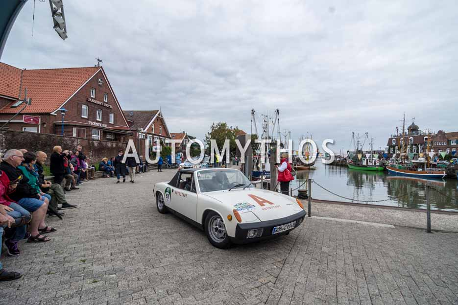 Automythos | 11. Hamburg Berlin Klassik 2018 | 57 | Tim Schrick & Simon Stefani | Porsche 914 2L