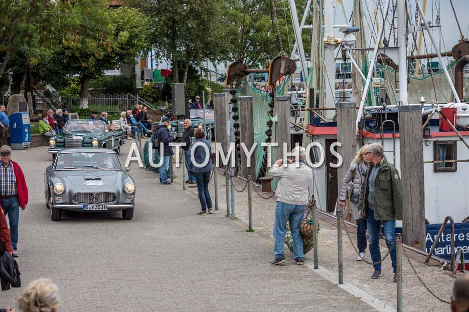 Automythos | 11. Hamburg Berlin Klassik 2018 | 58 | Daniel Hoffmann & Dr. Jörg Zimmermann | Maserati 3500 GT