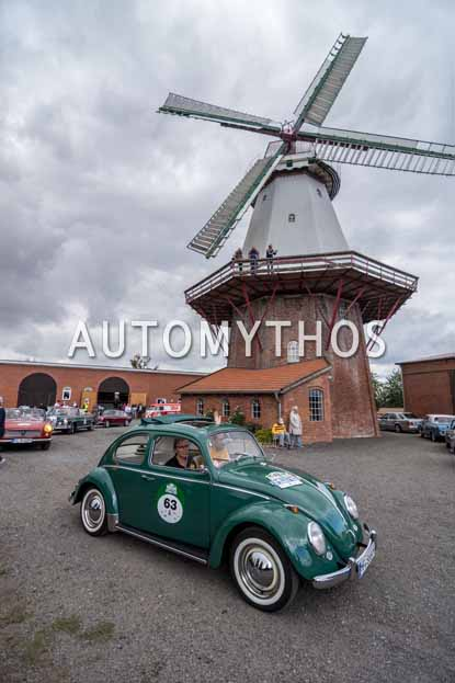 Automythos | 11. Hamburg Berlin Klassik 2018 | 63 | Hartmut Schöbel & Iris Schöbel | Volkswagen 1200