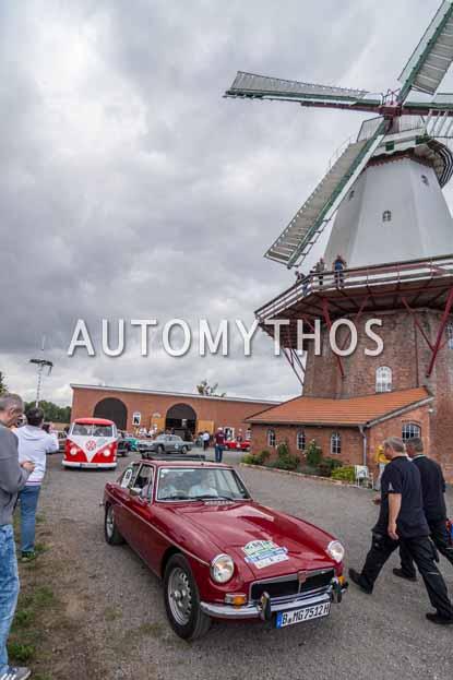 Automythos | 11. Hamburg Berlin Klassik 2018 | 68 | Jakob-Sohar Sandler & Joel Sandler | MGB GT
