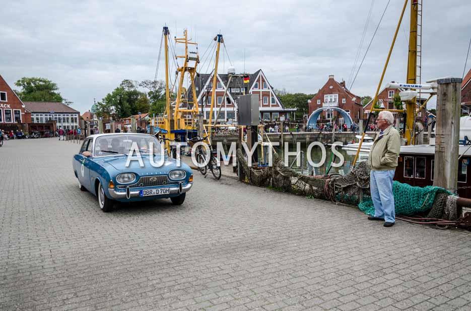Automythos | 11. Hamburg Berlin Klassik 2018 | 69 | Andreas Mielke & Arnd Rosenau | Ford Taunus 17M