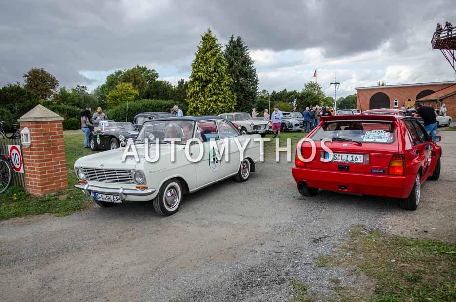 Automythos | 11. Hamburg Berlin Klassik 2018 | 72 | Michael Schröder & Hannelore Schröder | Opel Kadett A Coupé