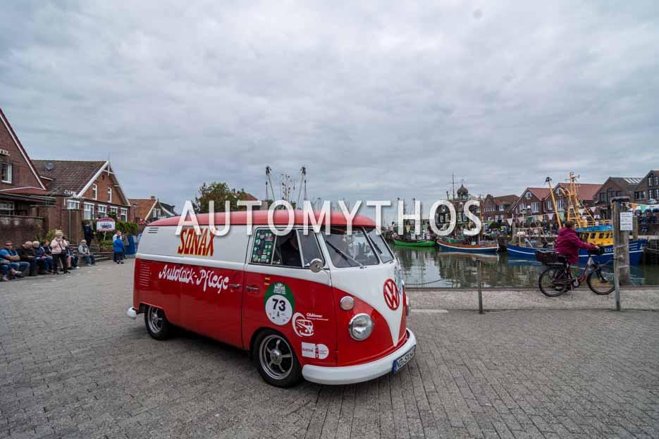 Automythos | 11. Hamburg Berlin Klassik 2018 | 73 | Dirk Hattenhauer & Tim Lücke | Volkswagen T1