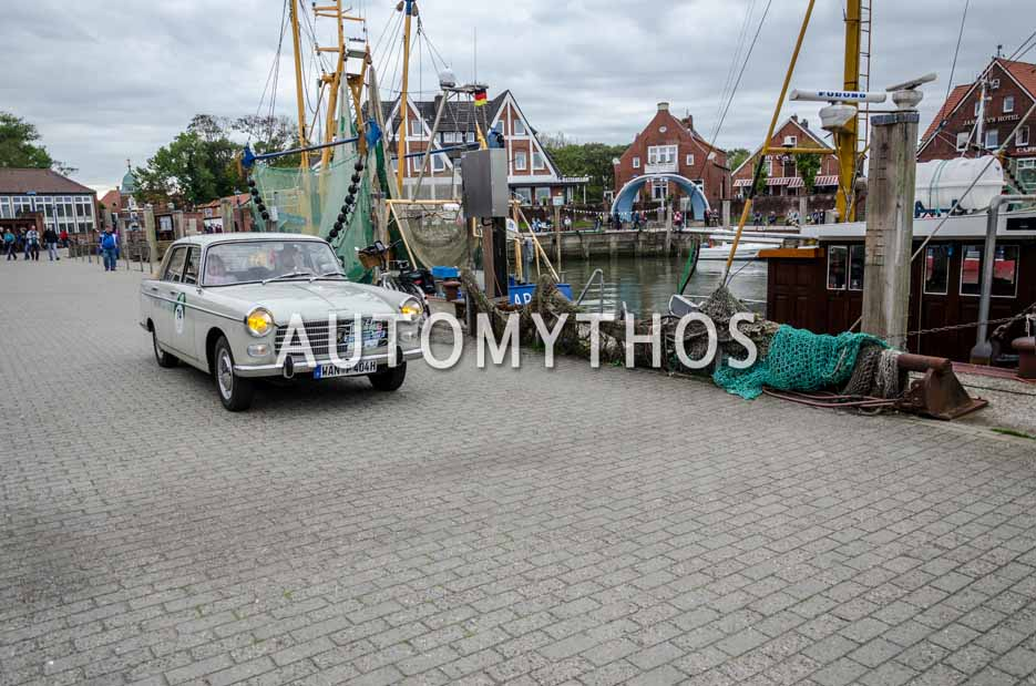 Automythos | 11. Hamburg Berlin Klassik 2018 | 74 | Marc Schaefer & Stephanie Schaefer | Peugeot 404 GT
