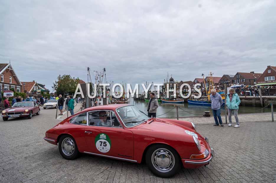 Automythos | 11. Hamburg Berlin Klassik 2018 | 75 | Bernd Ibold & Otto Schulte | Porsche 911