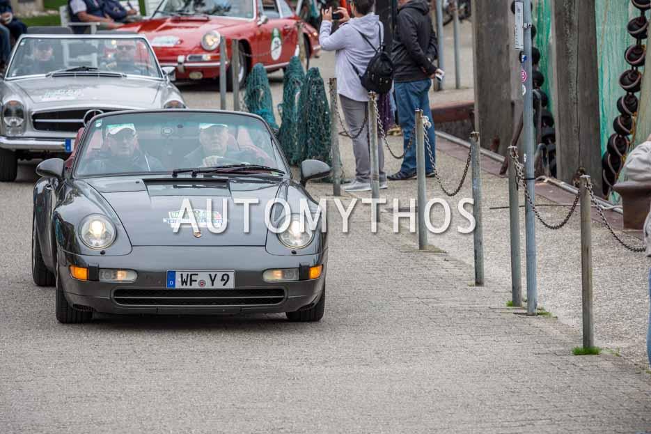 Automythos | 11. Hamburg Berlin Klassik 2018 | 80 | Michael Pape & Hans-Werner Brandt | Porsche 911 Cabriolet