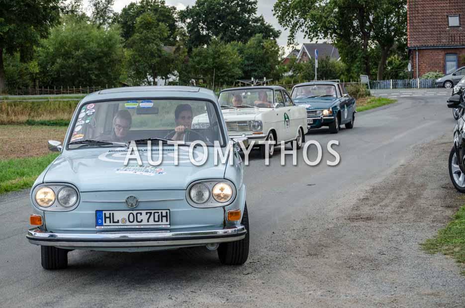 Automythos | 11. Hamburg Berlin Klassik 2018 | 85 | Tanja Welle & Svenja Schramm | Volkswagen 411 LE Variant