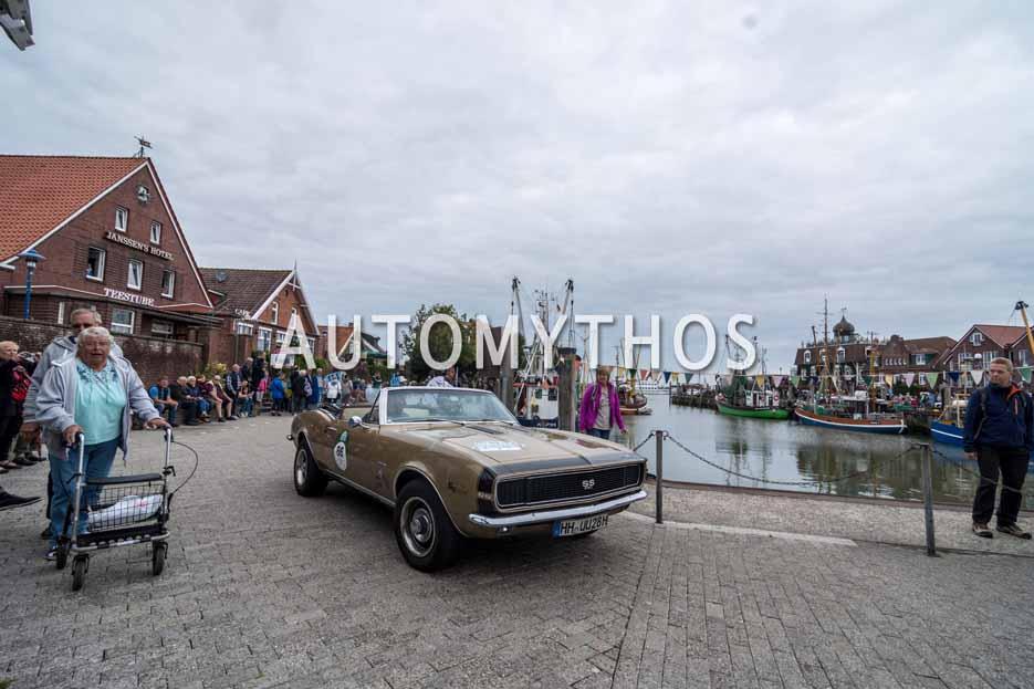 Automythos | 11. Hamburg Berlin Klassik 2018 | 86 | Holger Völsch & Dr. Frank Ochsendorf | Chevrolet Camaro