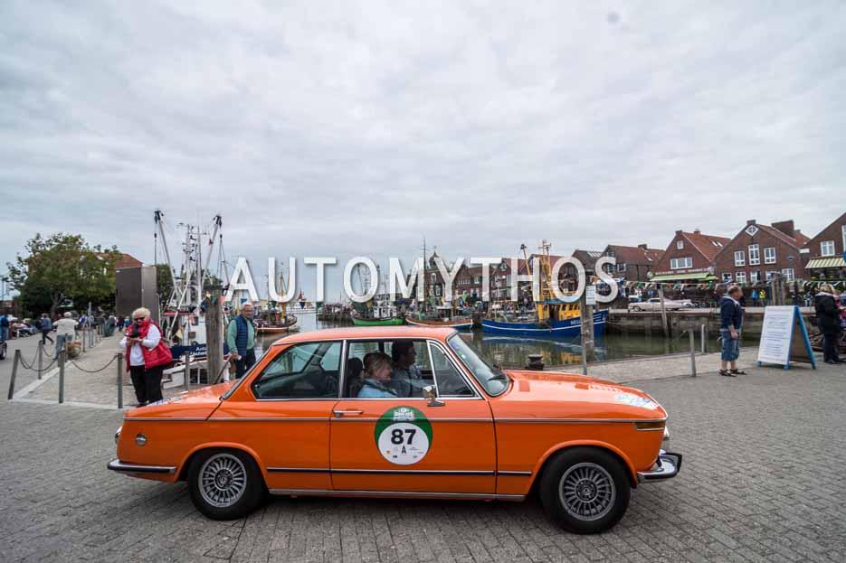Automythos | 11. Hamburg Berlin Klassik 2018 | 87 | Jürgen Jesse & Doris Jesse | BMW 2002 tii