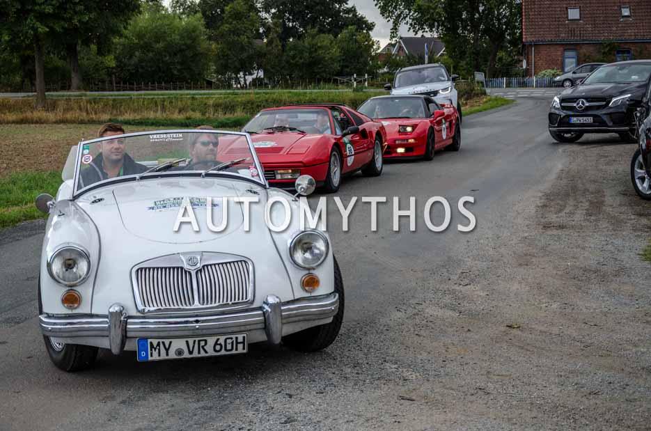 Automythos | 11. Hamburg Berlin Klassik 2018 | 88 | Marc Philippzik & Carsten Juhnke | MG MGA 1600