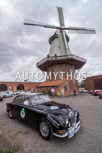 Automythos | 11. Hamburg Berlin Klassik 2018 | 90 | Till Beckmann & Dr. Ralf Klasen | Jaguar S-Type